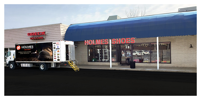 Holmes Shoes - Peoria, IL