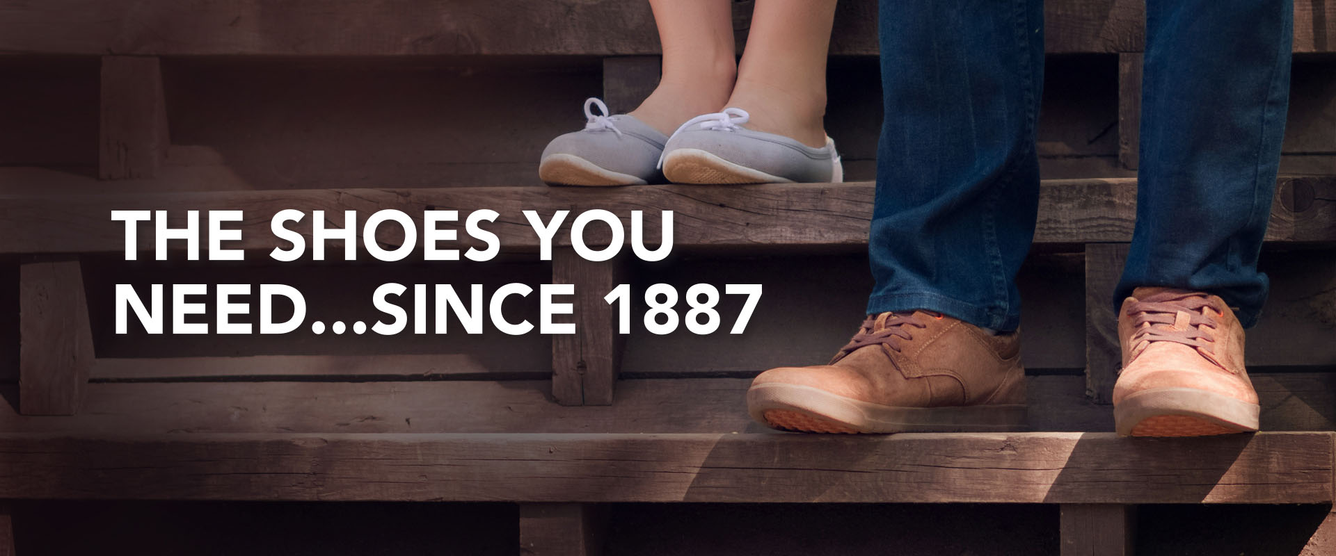 Holmes Shoes - the shoes you need... since 1887